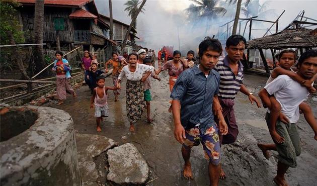 Myanmar hükümeti Arakan soruşturma raporunu yayımladı