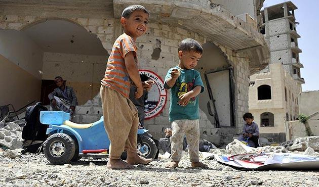 'Yılbaşından bu yana 201 Yemenli çocuk öldürüldü'