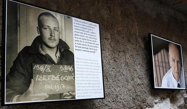 Aliya'nın mirası Saraybosna'da yaşatılıyor | FOTO