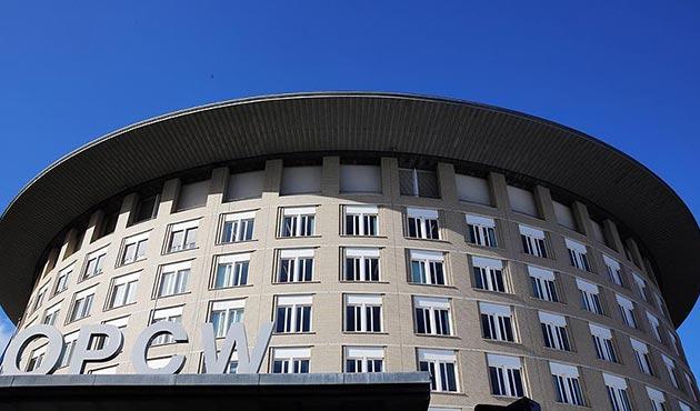 OPCW, Esed rejimini denetlemeyi sürdürecek
