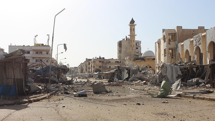 Humus'taki ateşkes yeniden müzakere edilecek