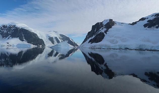 Antarktika'da buzulların altından 91 adet yanardağ çıktı