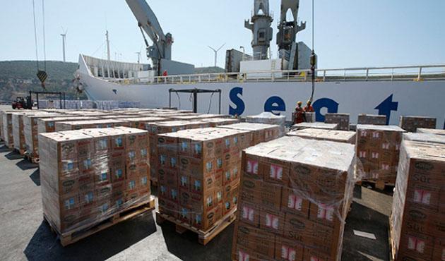 Türkiye'den Katar'a ikinci gemi