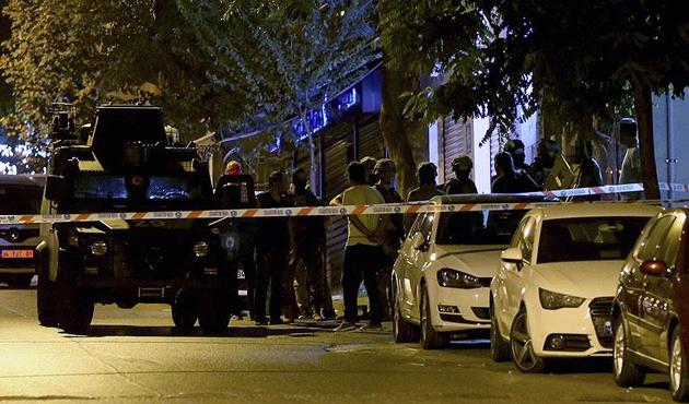 İstanbul Fatih'te terör operasyonu