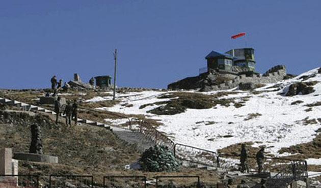 Hindistan ve Çin askerleri Doklam yaylasında kapıştı