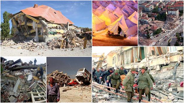 Türkiye'nin 114 yıllık deprem karnesi