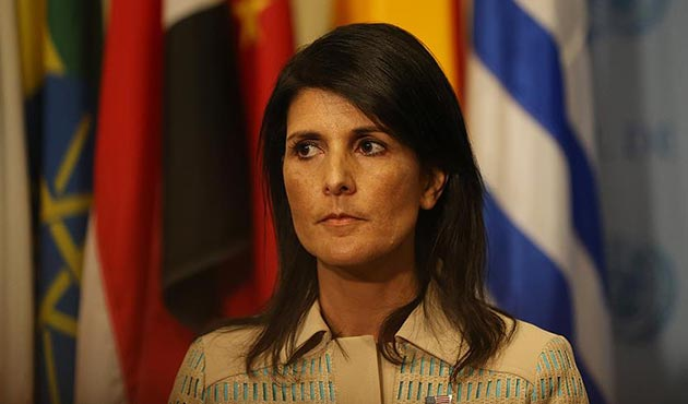 Amerika Suriye'de kalmaya karar verdi