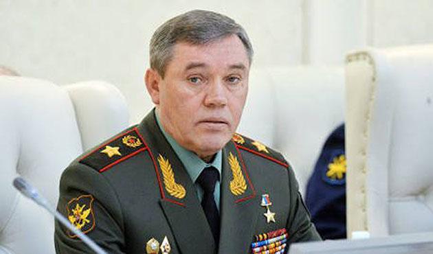 Rusya Genelkurmay Başkanı Türkiye'ye geliyor
