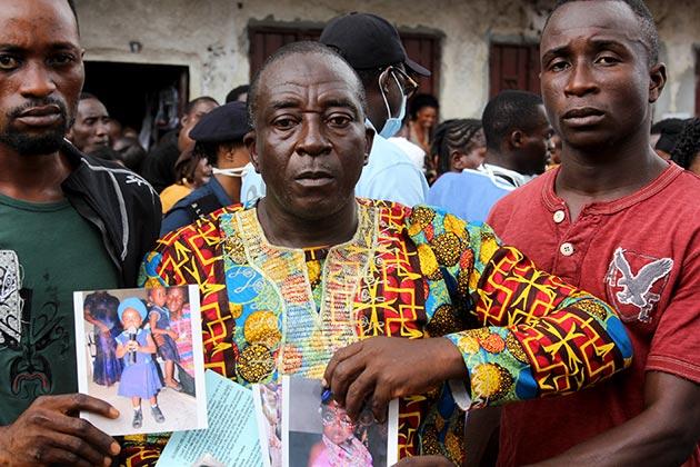 Sierra Leone'deki sel ve toprak kaymalarında en az 600 kişi kayıp
