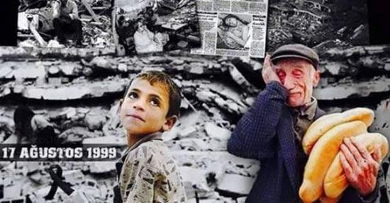 Tarihte bugün: 17 Ağustos Marmara depremi yaşandı