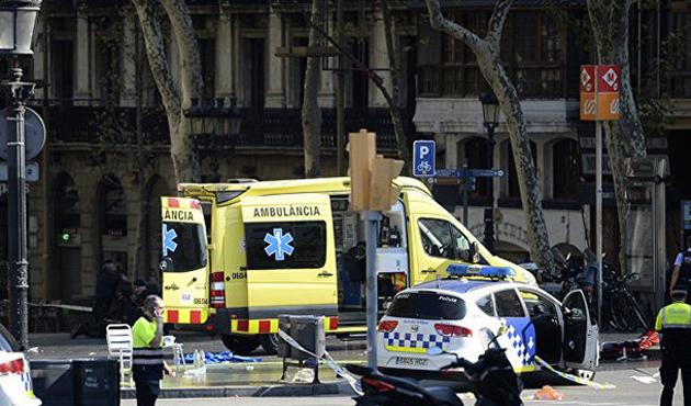Barcelona'daki saldırıda yaralanan Türk'ün kimliği açıklandı