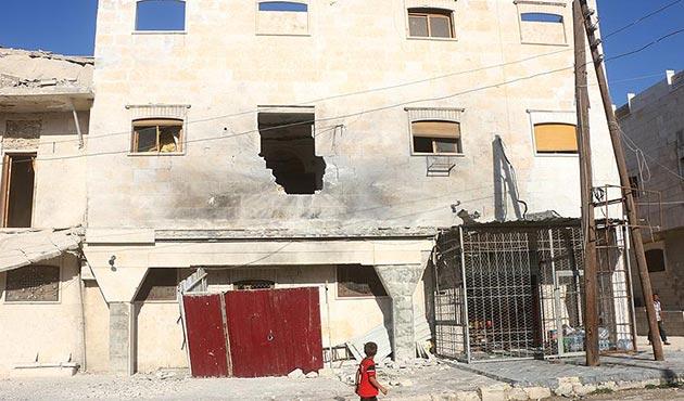 PYD'den El Bab'a füzeli saldırı