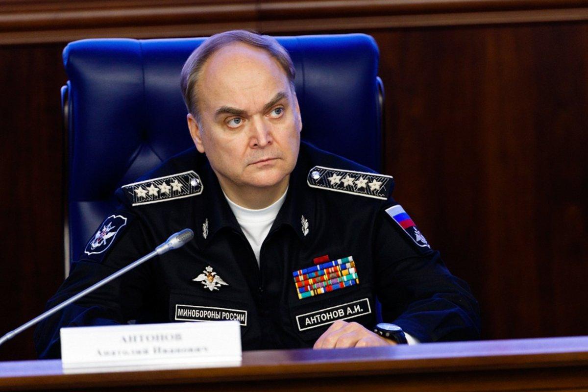 Rusya'nın yeni Washington Büyükelçisi belli oldu