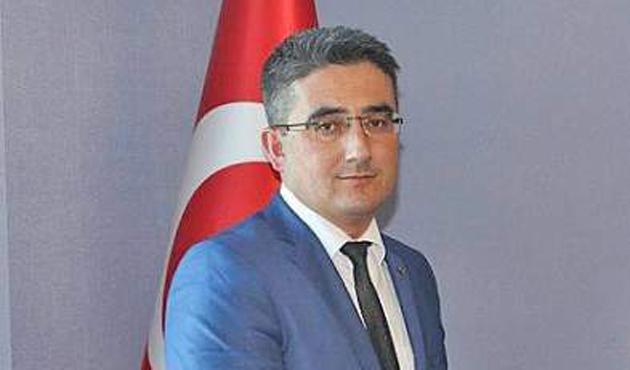 AK Parti Gelibolu İlçe Başkanı istifa etti