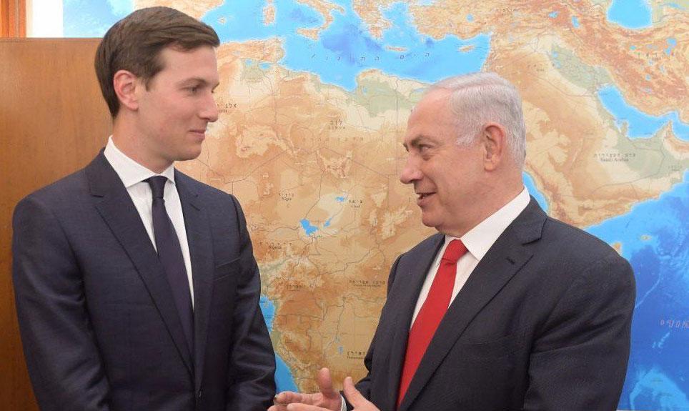 İsrail Başbakanı Netanyahu ABD heyetini kabul etti