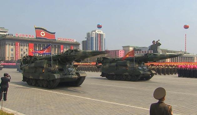 Kuzey Kore'nin asimetrik askeri yetenekleri   ANALİZ