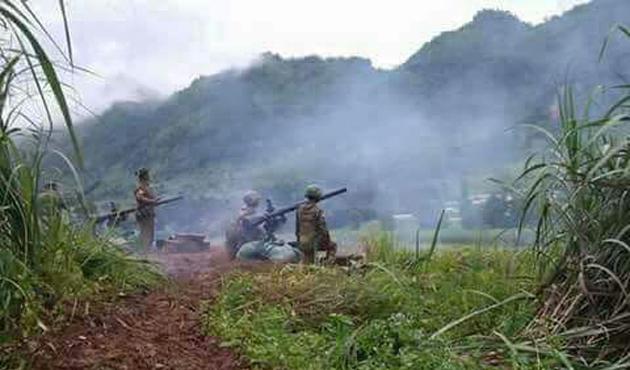 Türkiye'den Myanmar'daki saldırılara kınama