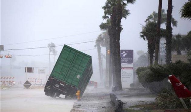 ABD'deki Harvey Kasırgası'nda en az 5 ölü
