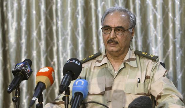 Afrika Birliği heyeti Libya'da