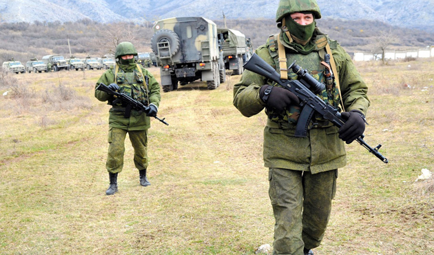 Rusya, ilhak ettiği Kırım'ı silahlandırıyor