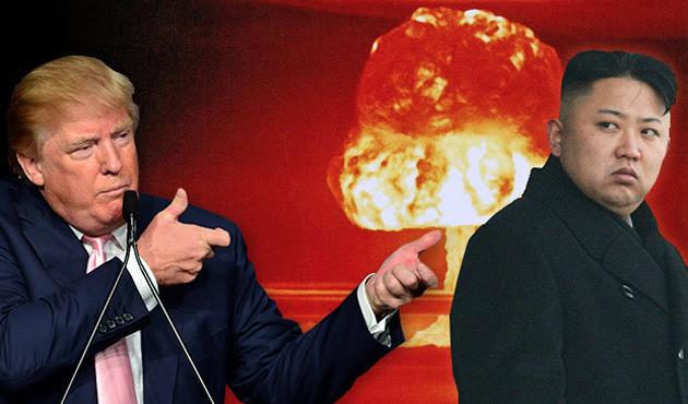 Trump, Kuzey Kore ile diplomatik müzakereyi reddetti