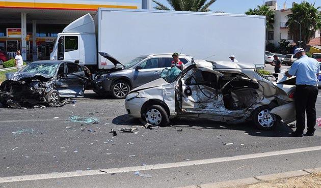 10 günlük bayram tatilinde trafikte ağır bilanço: 122 ölü