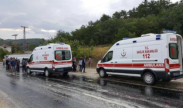 Bayram tatilinin 6 günlük bilançosu: 49 ölü, 331 yaralı