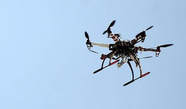 Ağrı'da PKK'ya ait bomba yüklü 'drone' ele geçirildi