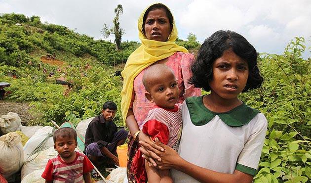 'Myanmar'daki şiddet olayları derhal durdurulmalı'