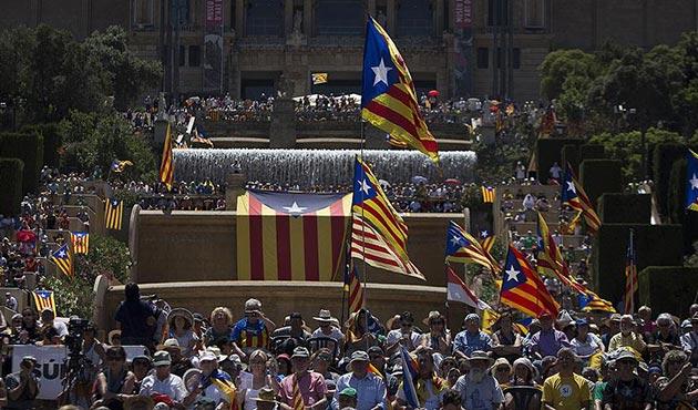 'Katalonya'da referanduma izin veremeyiz'