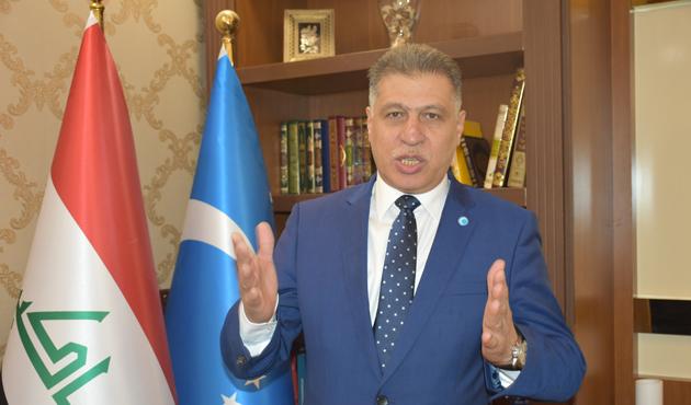 Salihi'den Türkmenlere 'Kendinizi koruyun' çağrısı