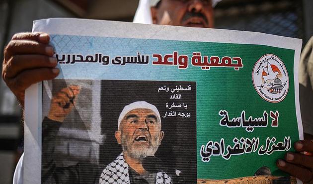 Şeyh Salah'ın gözaltı süresi bir kez daha uzatıldı