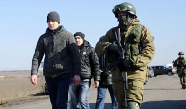 Ukrayna esir değişim listesini Rusya'ya iletti