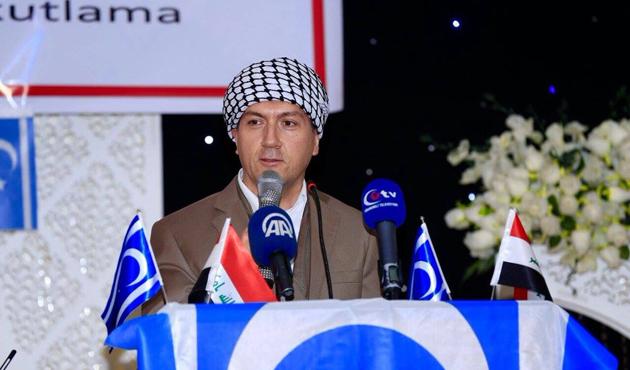 Bağdat'taki Türkmenler Telafer'in kurtarılışını kutladı
