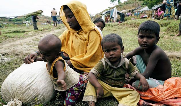 Bangladeş'e sığınan Arakanlı Müslüman sayısı 290 bine ulaştı