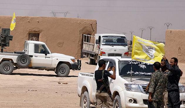 ABD destekli PYD/PKK, Deyrizor operasyonunu başlattı