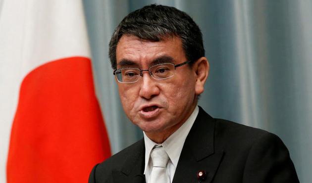 Japonya Dışişleri Bakanı Katar'da