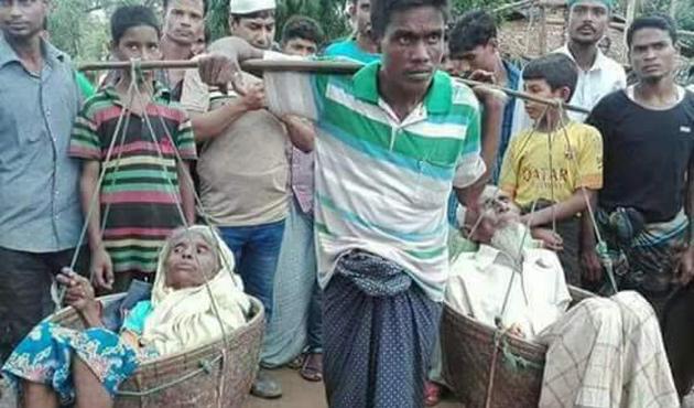 Bangladeş'e ulaşan Arakanlı Müslüman sayısı açıklandı