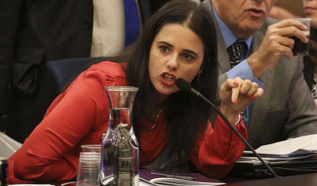 İsrail Adalet Bakanı: Esed İran'ı uzak tutsun