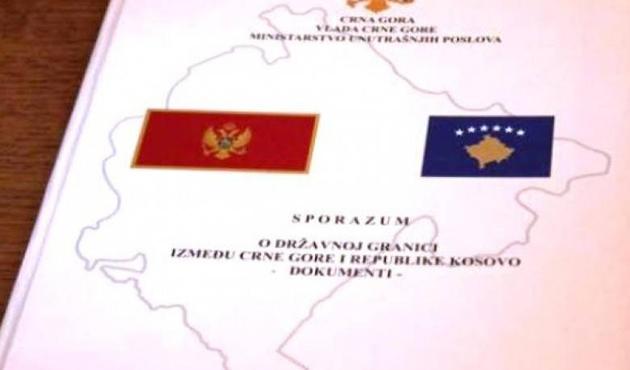 Karadağ 'Sınır' konusunda resmi bilgilendirme bekliyor