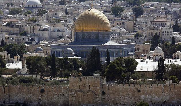 AB Trump'ın Kudüs kararını reddetti