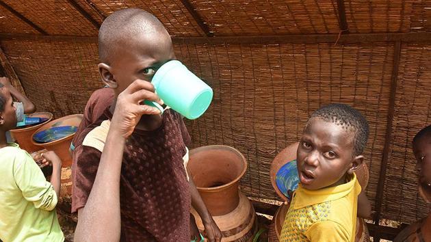 Nijer'in yetimlerinin zor hayatı | FOTO