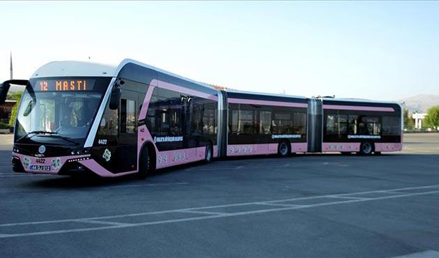 Malatya'da 'pembe trambüs' uygulaması