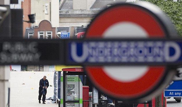 Londra'daki bombalı terör saldırısıyla  ilgili bir kişi gözaltında