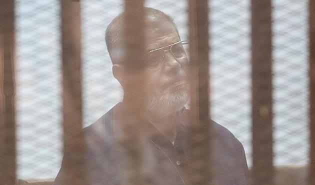 'Mursi'nin sağlık durumu hiç olmadığı kadar kötü'