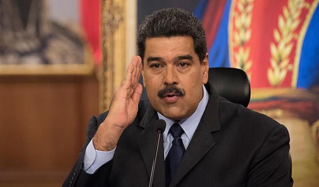 Maduro'dan Trump'a 'yeni Hitler' benzetmesi