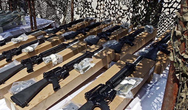 ABD Filipinler polisine silah satışını durdurdu