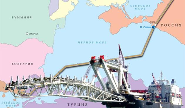Gazprom Türk Akımı'na yatırımı iki kat artırdı