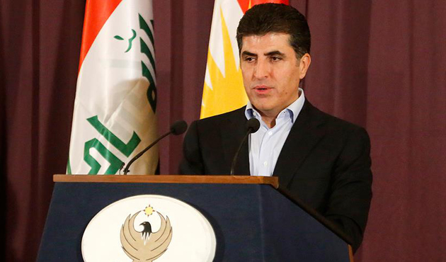 IKBY Başbakanı Barzani: Asla Türkiye'ye tehdit yok!