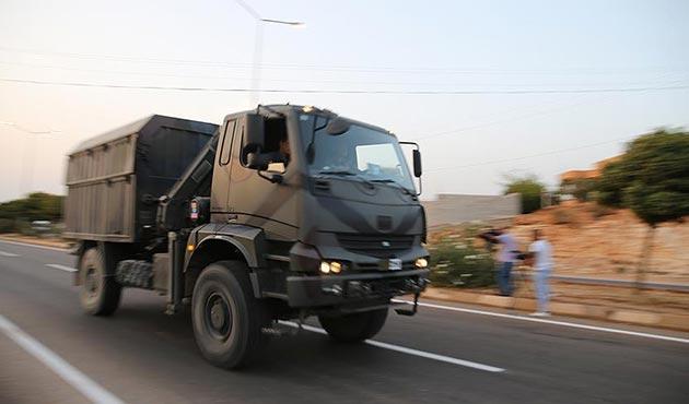 Takviye amaçlı gönderilen komando birlikleri Reyhanlı'da